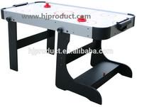 Folding leg Air hockey table