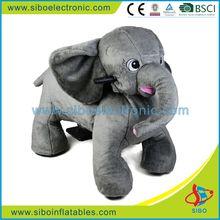 GM5919 indoor playground walking electric toy dog
