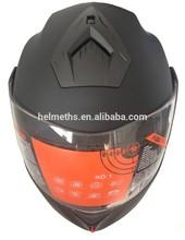 double visor flip up helmet