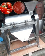 304 stianless steel stable high effiency fruit pulp industry in india with BV ,CE,SGS