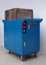NTF new cellulose fibre insulation machine