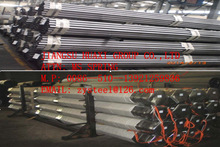 black square pipe carbon steel tube welded pipe FROM MILL
