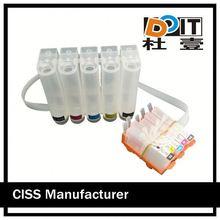 Asia hot ink ciss for HP PhotosmartPremium C309g