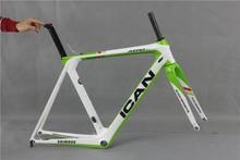 54cm Carbon Bicycle Frame 50/52/54/56/58cm aero racing China bicycle frames