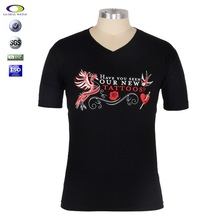 Cheap custom t shirt low cost in China