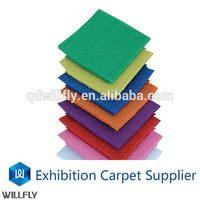 Special crazy Selling floor carpet tile pvc backing textiles