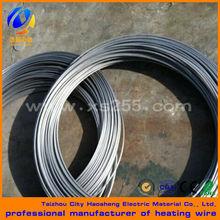 high quality nickel chromium electric heating wire nickel chromium electric wire industry