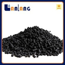 Black Granular Photocatalyst Plastic Air Filter Active Carbon