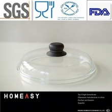 Kitchen use kitchen induction frying pan glass lid oven safe
