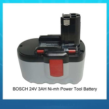 24V Bosch Power tool Ni-MH battery pack with 24V 3000mAh