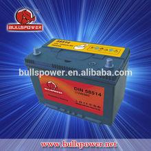 12v 83ah good cca performance battery/bulk Car Battery High Cca