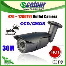 Bessky Low Price CCTV Bullet Camera Waterproof P2P home surveillance camera installation