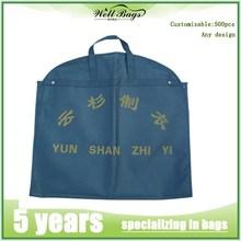 Polyester hanging garment bag travel,Foldable Garment Bag