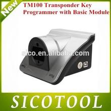 2014 New Released TM100 Transponder Key Programmer Basic Version (Necessary for Locksmith) Shipped by DHL