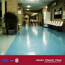 Hospital 1.1mm-2.0mm Vinyl Flooring