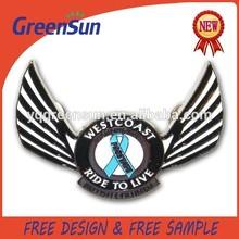 Promotion Souvenir Gift Custom Metal Badge