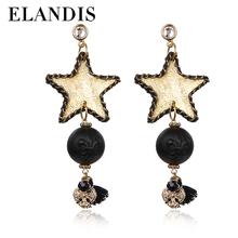 Latest trends earrings tassel earrings starfish earrings