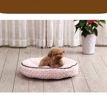 2015 Round Hamburger Pet Cushion