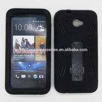 For HTC Desire 601 Fashion Kickstand Case Covers