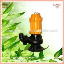 1000 m3/h 8m submersible sewage pump