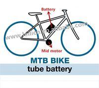 Bafang 8fun BBS-02 electric bicycle crank mid motor 48v 750w