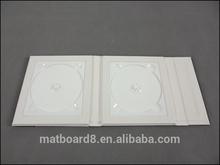 portable dvd bag blank cd box dvd cases wholesale single cd storage type cute cd folio dvd case