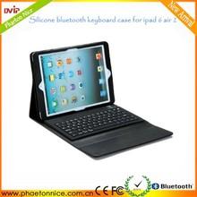 Newest fashion 2014 Chrismas gift bluetooth wireless keyboard case for ipad 6 air 2