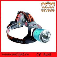 Ultra bright head light flashlight cree led headlamp