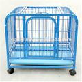 gabbia del cane con le ruote a buon mercato per la vendita