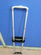 PC/PP luggage case trolley handles