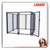 cheap large wire mesh welded wire modular pet cages