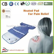 CE/GS/ SAA Electrical Digital Micro Soft Fleece Inner Neck Heating Pad