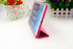 Most popular with luxury smart cover case for iPad mini
