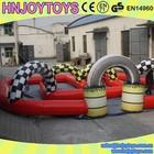 Kids Sale Inflatable Cheap Racing Go Kart