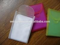 Cheap promotion Plastic paper soap sheets