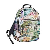 Wholesale brand name backpack quan zhou backpack from big car design,DC Villain backpack