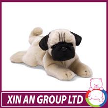 2014 promotional new design sleep dog with icti audit