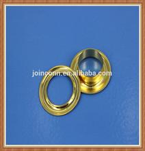 China Custom Made Brass Eyelet,Shoes/cloth/curtain/Garment Eyelet,Metal Eyelet Ring