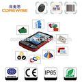 La venta caliente!!! Proveedor de china con la huella digital/mini escáner de código de barras para android os tablet pc/rfid material de protección del escáner
