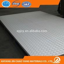 High Quality Hot Sale Q235 Checkered Plate