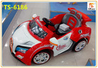 Iron and Plastic Material and battery power electric motor for kids car