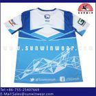 Bulk Wholesale Custom Sublimation t-shirts buyer in usa