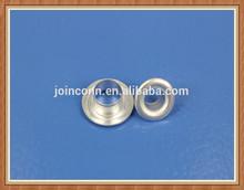 Manufacturer Custom Aluminum Eyelet,Shoes/cloth/curtain/Garment Eyelet,Metal Eyelet Ring