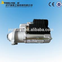 genuine Weichai diesel engine starter 612600090562 ,bosch starter motor
