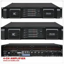 installed sound + digital audio power amplifiers