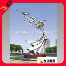 Modern Sculpture for Sale/Garden Statues/304 Large Stainless Steel Ball/Sculpture