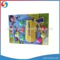 QL1903314 Russian infant toy ping pong ball plastic gun