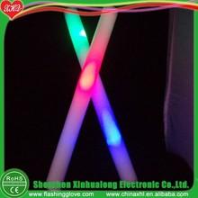 Customized flashing stick led foam stick for cheering