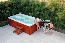 Antique ETL TUV wonderful outdoor spa massage
