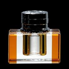 k9 crystal square golden bottle perfume for car